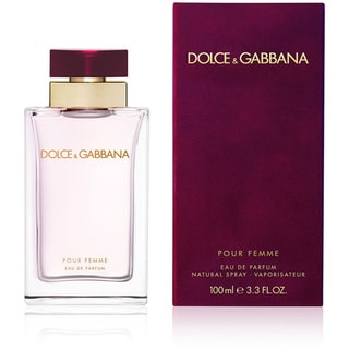 Dolce & Gabbana Pour Femme Women's 3.3-ounce Eau de Parfum Spray