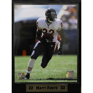 Chicago Bears Matt Forte Photo Plaque (9 x 12)