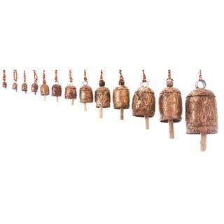 Noah Bells Supreme Set on Iron Hangers (India)