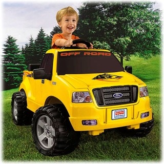 Fisher Price Power Wheels 'Lil' Ford F150