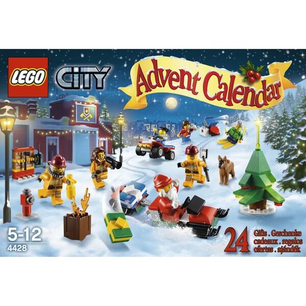 LEGO City Advent Calendar Building Toy