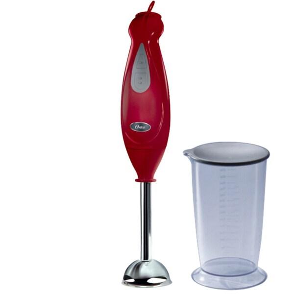 Oster 2-Speed 250-Watt Hand Blender with Blending Cup