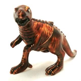 Objet d'art 'Teerex Dinosaur' Trinket Box