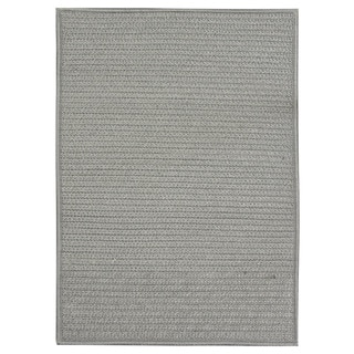 Nautical Grey Indoor/ Outdoor Accent Rug (1'8 x 2'6)