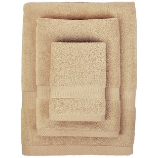 Rayon from Bamboo 3-piece Solid Towel Set