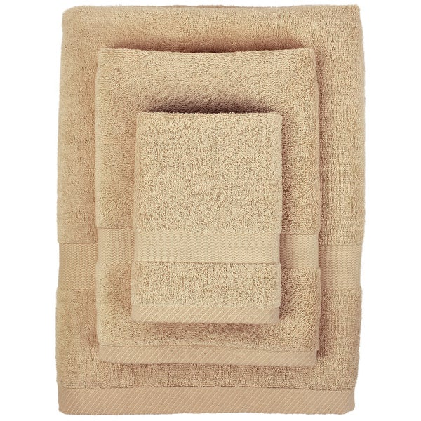 Rayon from Bamboo Solid 3-piece Towel Set