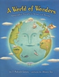 A World of Wonders: Geographic Travels in Verse and Rhyme (Hardcover)