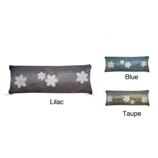 Allure Feather Down 14x36-inch Decorative Pillow