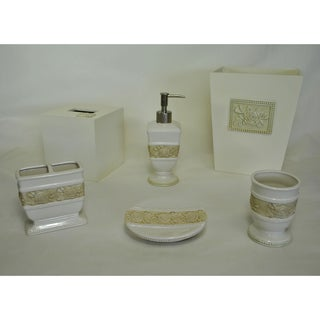 Sherry Kline Winchester Bath Accessory 6-piece Set