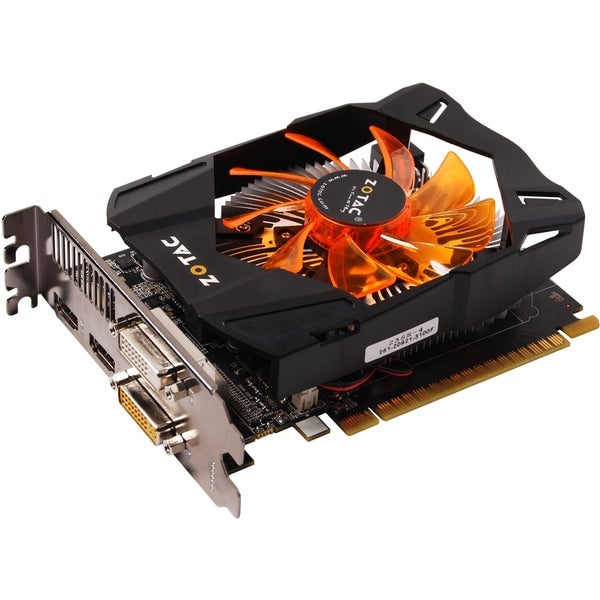 Zotac ZT-61102-10M GeForce GTX 650 Ti Graphic Card - 941 MHz Core - 2