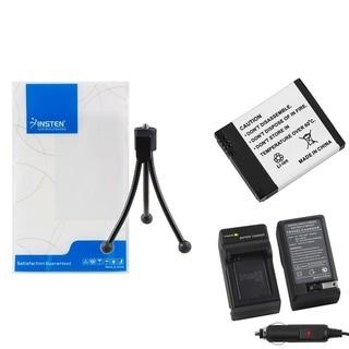 INSTEN Charger/ Li-ion Battery/ Mini Tripod for GoPro HD HERO/ Hero 2