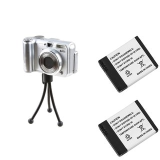 BasAcc Mini Tripod/ Li-ion Battery for GoPro HD HERO/ Hero 2