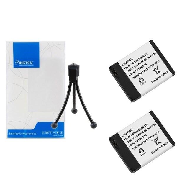 INSTEN Mini Tripod/ Li-ion Battery for GoPro HD HERO/ Hero 2
