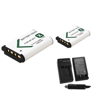 BasAcc Battery Charger/ Li-ion Battery for Sony NP-BX1
