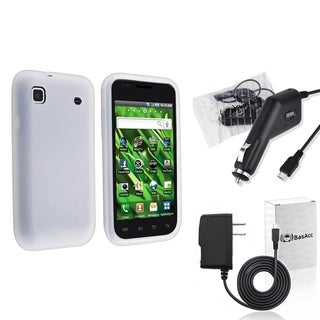 BasAcc Case/ Travel/ Car Charger for Samsung Galaxy S 4G
