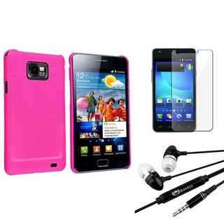 BasAcc Case/ Screen Protector/ Headset for Samsung� Galaxy S2 i9100