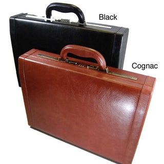 Torino Leather 4-inch Attache