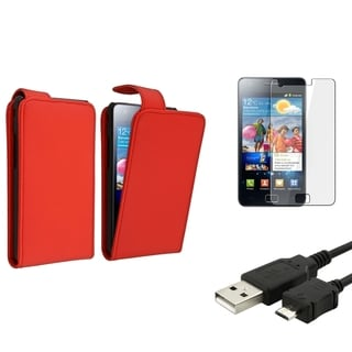 BasAcc Case/ Screen Protector/ Cable for Samsung� Galaxy S2 i9100