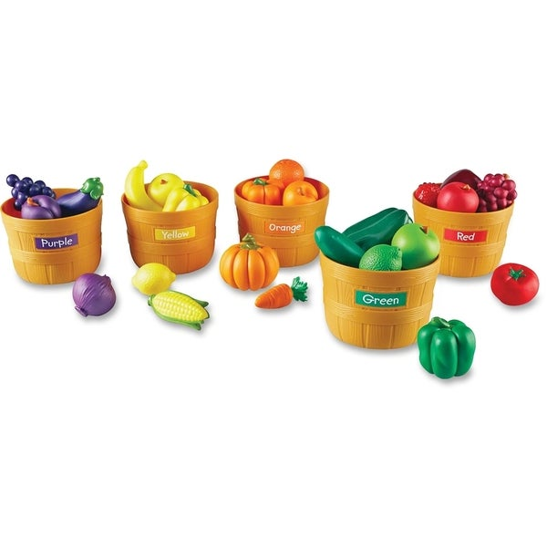 Farmers Market Color Sorting Produce Play Set 10047512