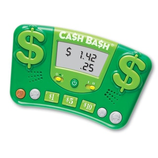 Cash Bash Electronic Flash Card Game