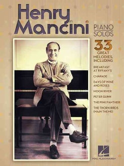 Henry Mancini Piano Solos (Paperback)