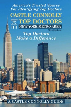 Top Doctors: New York Metro Area (Paperback)