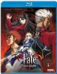 Fate/Stay Night: Collection 1 (Blu-ray Disc)