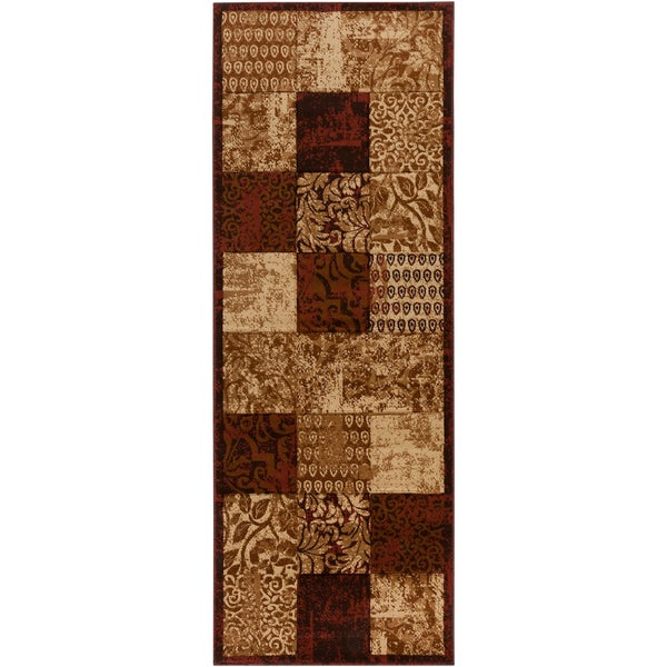 Brown Ranger Rug (2'7 x 7'3)