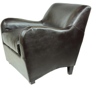 Easton Bonded Leather Accent Chair