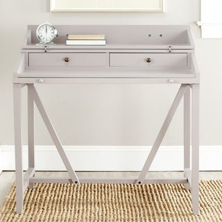 Safavieh Wyatt Grey Writing Desk