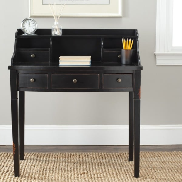 Safavieh Landon Black Writing Desk