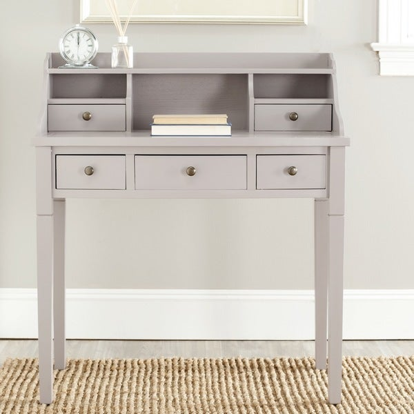 Safavieh Landon Grey Writing Desk