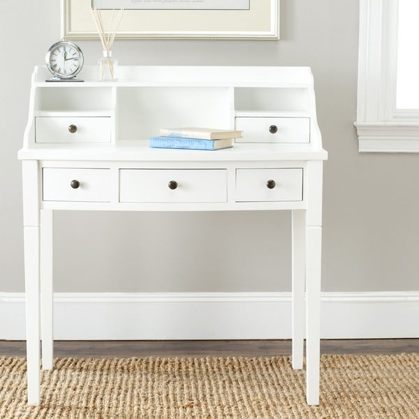 Safavieh Landon White Writing Desk