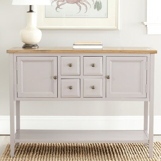 Safavieh Charlotte Grey Storage Sideboard