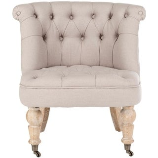 Safavieh Somerset Pull-up Taupe Chair