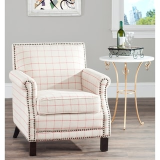 Safavieh Easton Tan Club Chair