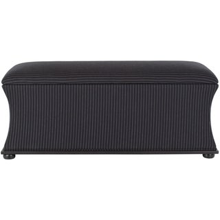 Safavieh Aroura Black Storage Bench