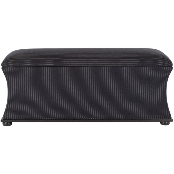 Safavieh Aroura Black Storage Bench