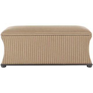 Safavieh Aroura Brown Storage Bench