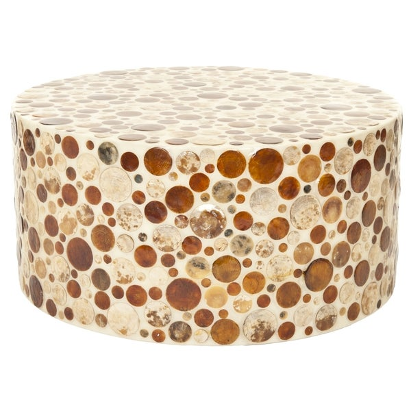 Safavieh Annette Off-White Round Table