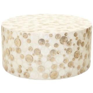 Safavieh Maya White Round Table