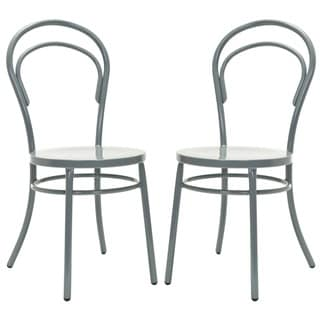 Safavieh Gatria Grey Side Chairs (Set of 2)
