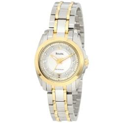 Bulova Women's 98P129 Precisionist Longwood Watch