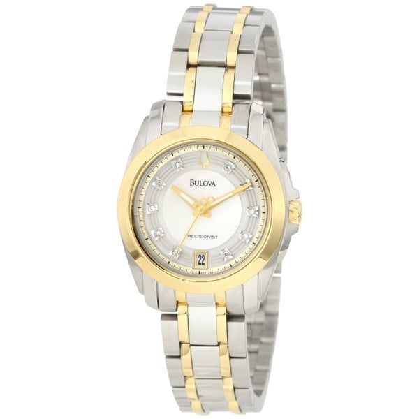 Bulova Women's 98P129 Precisionist Longwood Watch
