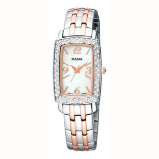 Pulsar Women's Two-tone Stainless Steel Watch