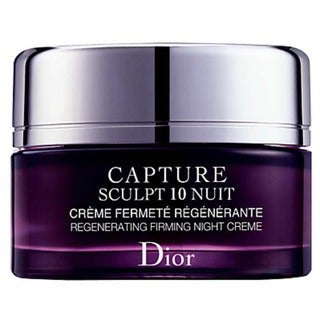 Dior Capture Sculpt 10 Nuit Regenerating Firming Night Cream