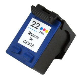 HP 22XL/ C9352AN Color Ink Cartridge (Remanufactured)