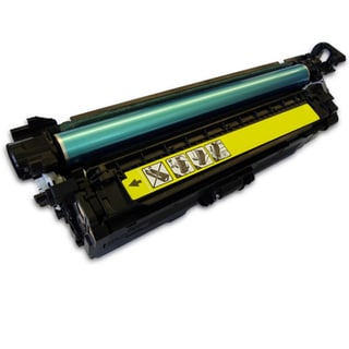 HP CE402A Compatible Yellow Laser Toner Cartridge