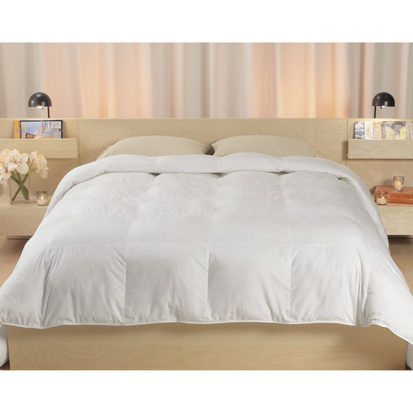 Hotel Madison 300 Thread Count Silken Down Alternative Comforter (As Is Item)