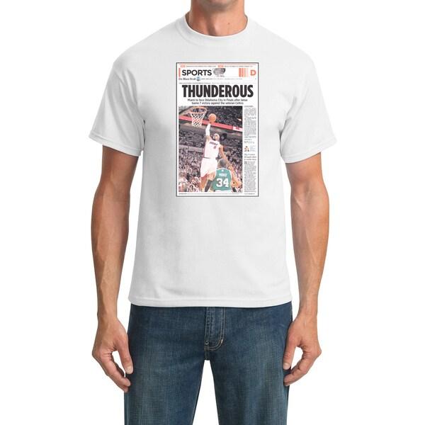 Miami Heat Miami Herald 'Thunderous' T-Shirt